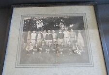 Orono,Maine Real Photo Picture Framed/Matted  RPPC BASEBALL TEAM 1920's?