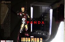 Bandai S.H.Figuarts Exclusive Iron Man Mark VI & Hall of Armor Set IN STOCK USA