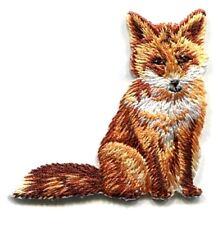 IRON ON PATCH FOX