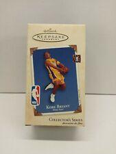 New! Kobe Bryant Hallmark Keepsake Ornament Nba Stars 2003 Collector's Series