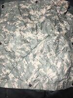 USGI Military REVERSIBLE FIELD TARP *** Tarpaulin ACU/80x80 *** LN/Excel