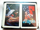 Double Deck of Vintage Playing Cards LIBERTY BELL PATRIOTIC Images by Liberty