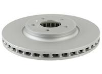AUDI A5 8T Front Right Brake Disc 8K0615301M 3.0TDI NEW GENUINE