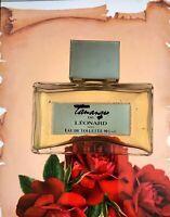 Vintage Tamango de LEONARD edt  28 ml left  SPLASH Women perfume,