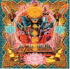 GANESH ELEPHANT - BLOTTER ART Perforated Sheet acid free art page