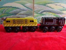Thomas And Friends Wooden Railway Diesel 10 And Diesel Euc