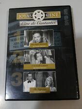 JOYAS DEL CINE CANTANTES DVD 38 UNA MUJER DESTRUIDA MR IMPERIUM ESTA NOCHE NUNCA