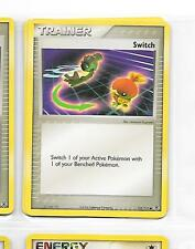 SWITCH - Trainer - 102/112 - Pokemon - Fire Red Leaf Green = Buy more & save!
