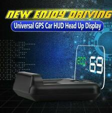 Car HUD Head Up Display Speedometer Digital GPS Alarm OBD2 Universal T900