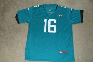 Trevor Lawrence Jacksonville Jaguars Football Stitched Jersey NWT (XL)