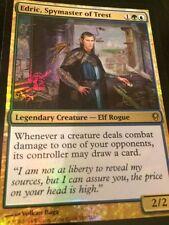 EDRIC, Spymaster of Trest FOIL   NM   Commander 's Arsenal   Magic MTG