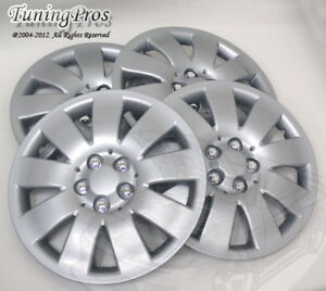 """4pcs Qty 4 Wheel Cover Rim Skin Cover 17"""" Inch, Style 721 17 Inches Hubcap"""