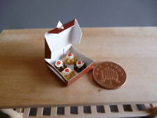 Miniature Cakes, Tarts & Pies for Dolls