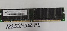 256MB SDRAM SDR SYNCH PC133 CL3 133 133MHZ 168PIN  INTEL NON-ECC  RAM 32X8