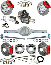 NEW SUSPENSION & WILWOOD BRAKE SET,CURRIE REAR END,POSI-TRAC GEAR,82-97 S10,32