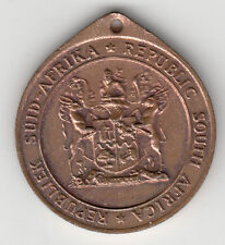 Medal 1947 visit of King George V1 & Queen mother to South Africa