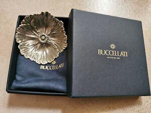 Buccellati - Empty Pocket Or Ashtray - Silver 925 - Authentic