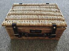 'Regency Hampers Cotswold Luxury'  Storage Basket/Hamper with Lid & Buckles (J1)