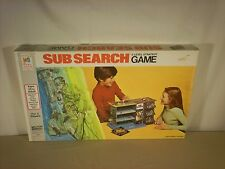 Vintage 1977 Milton Bradley MB Sub Search Game  Nice Complete Ships Fast