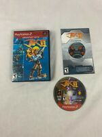 Jak II 2 (Sony PlayStation 2, 2003) PS2 Complete Tested Working