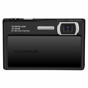 Olympus Stylus 1040 10MP Digital Camera (Black)