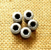 Campagnolo OEM Replacement Chainring Bolts ATHENA 2011-16 SILVER FC-AT200
