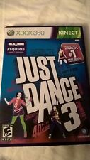 Kinect game, Just Dance 3, Fun alone or with groups