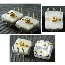5pcs Duplex 223p 60pf/140pf 2.1mm Hole Shaft Radio Variable Capacitor s484
