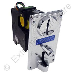 Arcade Machine Cabinet Door Universal Coin Comparison Mechanism Mech, MAME JAMMA
