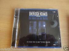 Sherlock Holmes. Der Mann mit der Narbe von Arthur Conan Doyle Hörbuch Audio-CD