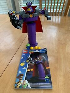 LEGO 7591 Construct a Zurg Toy Story, complete set, no box