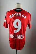 Bayer 04 Leverkusen Trikot 2008-09 #9 Helmes Gr. M Adidas jersey TelDaFax Shirt