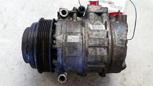 2005 CHRYSLER CROSSFIRE A/c Air Compressor 3.2L exc. SRT6 ID 5097010AA