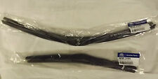 Genuine Hyundai ix35 Windscreen Wiper Blades - Driver and Passenger