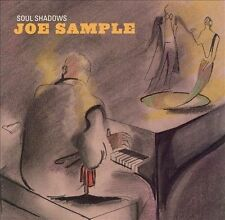Soul Shadows by Joe Sample CD Verve Label Solo Piano James Reese Europe Tribute!