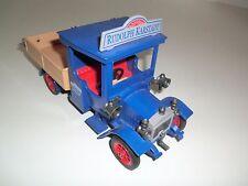 PLAYMOBIL 4083 RUDOLPH KARSTADT Camión Azul Oldtimer Nostalgia Rosa Serie V1