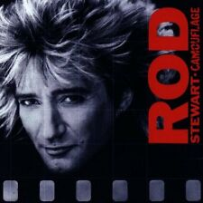 *NEW* CD Album Rod Stewart - Camouflage (Mini LP Style card Case)