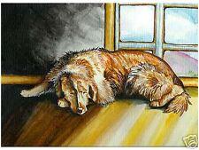 * Golden Retriever - Vintage Dog Art Print - Poortvliet