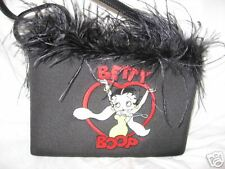 Betty Boop purse handbag Bag Embroided LICENSED new