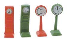 PECO LK-22 Platform Weighing Machines x 4 Red/Green Plastic '00' Gauge 1st Post
