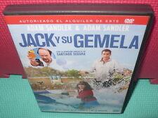 JACK Y SU GEMELA - ADAM SANDLER - SANTIAGO SEGURA -