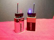 Micro Static Detectors Positive & Negative  ghost hunting equipment paranormal