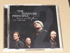 The Pleasure Principle-Time will flow & Trip To My Soul/2-cd-set 2010 MINT!!!