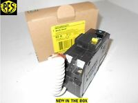 NEW IN BOX -NIB- SQUARE D QO260GFI QO 2 POLE 60 AMP GROUND FAULT BREAKER