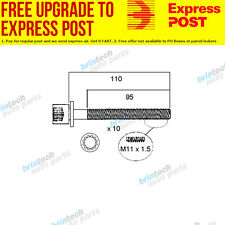 1996-2000 For Volkswagen Polo AEE Head Bolt Set