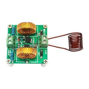 DIY Mini ZVS Tesla High Voltage Generator Frequency Induction Heat Machine