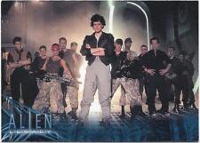 1998 Inkworks Alien Legacy Base Card (13) The New Mission