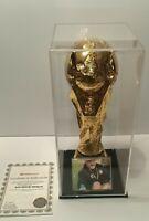 Diego Maradona Signed Fifa World Cup Replica