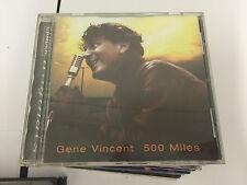 Gene Vincent 500 Miles CD  743215584421