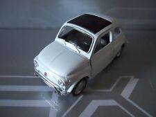 WELLY - FIAT 500 1968 BIANCO WHITE 1:39 11,5 cm LEGENDARY  [MV7]